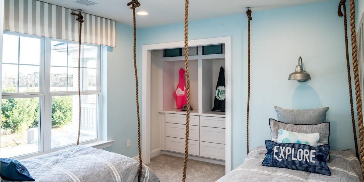 Bedroom featured in The Dawson By McKee Builders in Sussex, DE