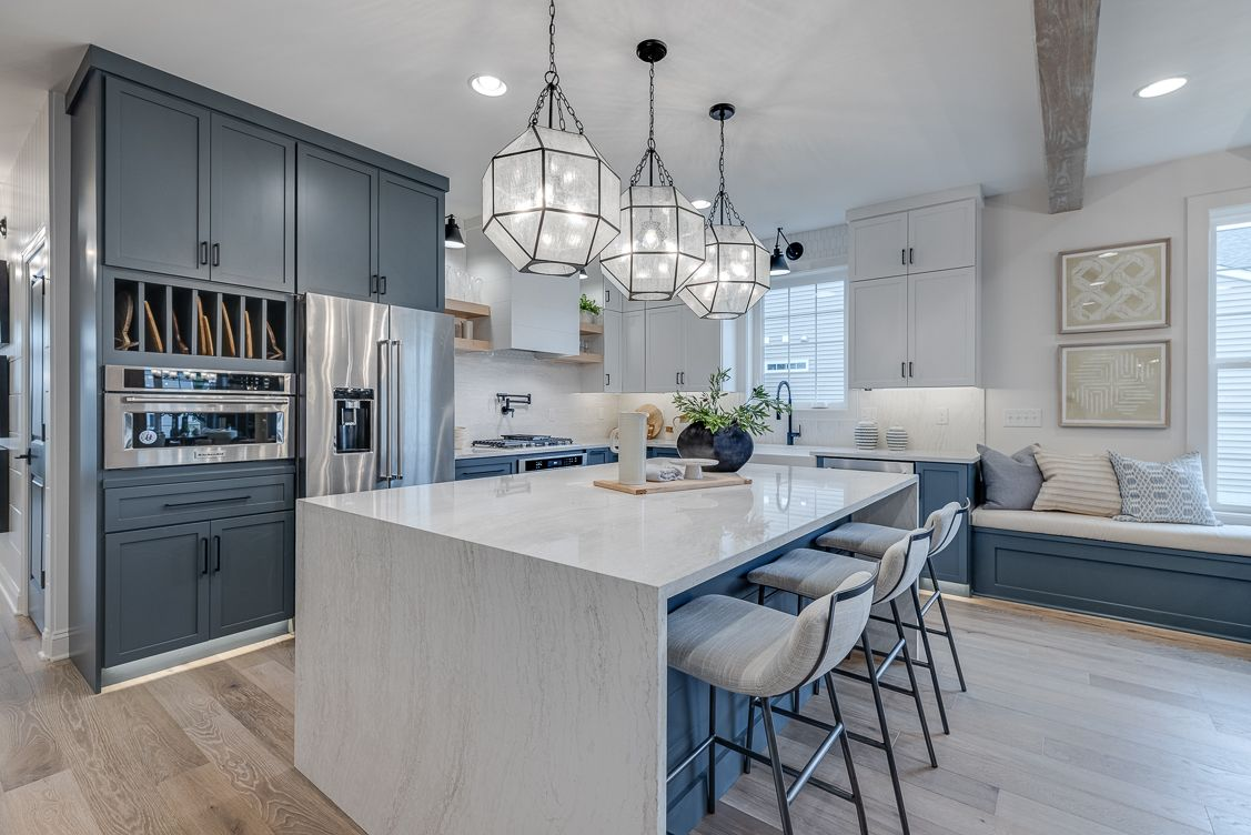 Kitchen featured in The Brooks By McKee Builders in Wilmington-Newark, DE