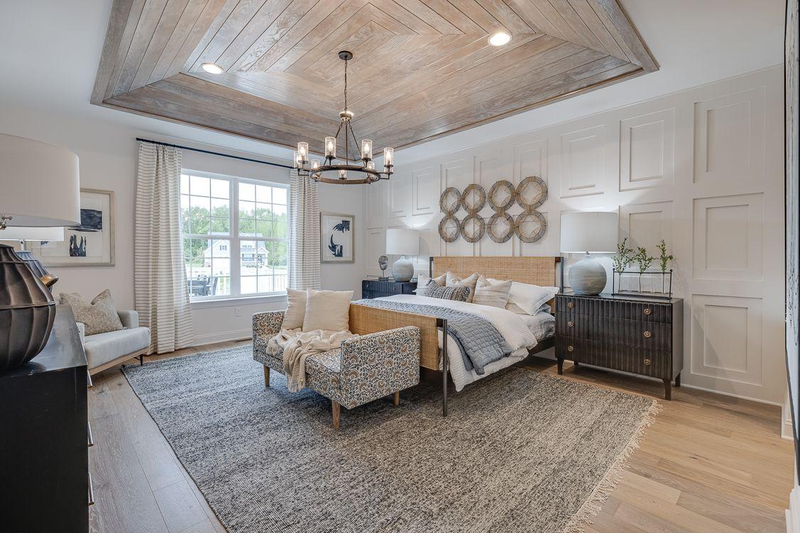Bedroom featured in The Brooks By McKee Builders in Wilmington-Newark, DE