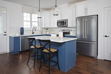 Kitchen-in-The Rodney-at-Whispering Woods-in-Middletown