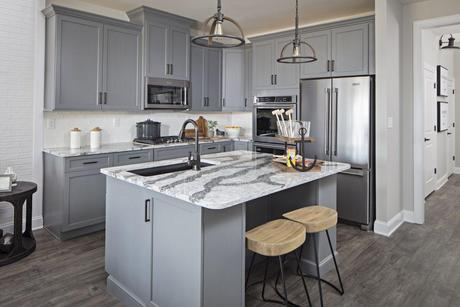 Kitchen-in-The Easton-at-Whispering Woods-in-Middletown