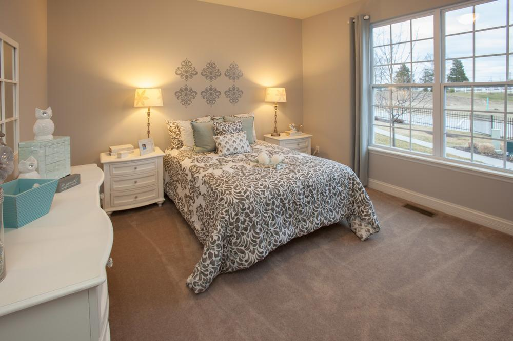 Bedroom featured in the Sterling Side Entry By McKelvey Homes in St. Louis, MO