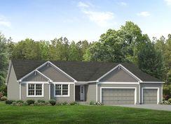 Tuscany II - Clarkson Meadows: Ellisville, Missouri - McKelvey Homes