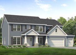Carlyle - Clarkson Meadows: Ellisville, Missouri - McKelvey Homes