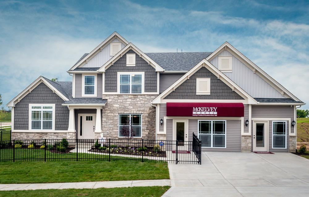 Exterior featured in the Provence By McKelvey Homes in St. Louis, MO