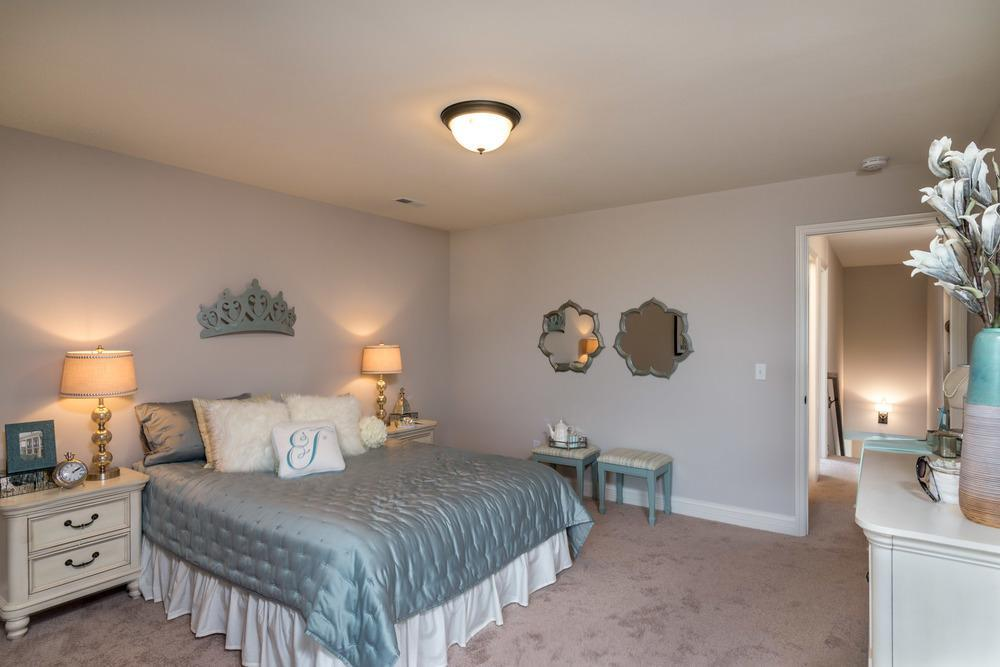 Bedroom featured in the Provence By McKelvey Homes in St. Louis, MO