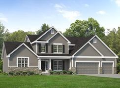 Muirfield - Inverness: Dardenne Prairie, Missouri - McKelvey Homes
