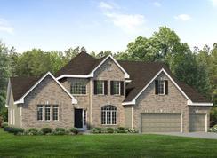 Turnberry - The Villages at Sandfort Farm: Saint Charles, Missouri - McKelvey Homes