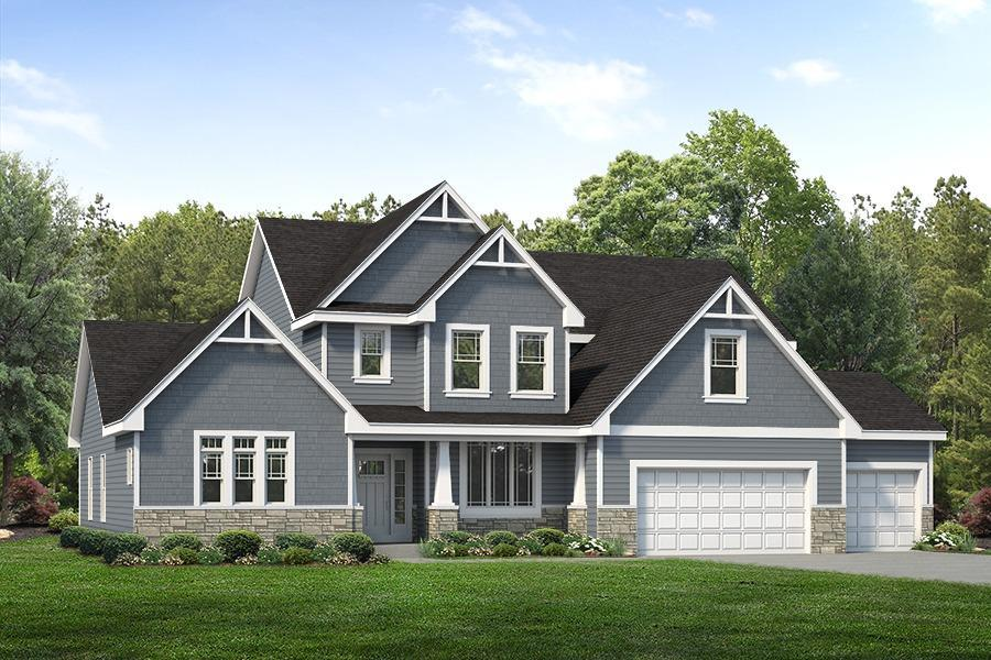 Exterior featured in the Turnberry By McKelvey Homes in St. Louis, MO