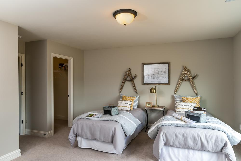Bedroom featured in the Turnberry By McKelvey Homes in St. Louis, MO