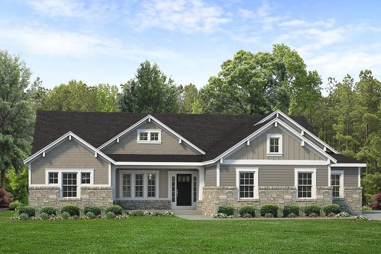 featured in the Lasalle Side Entry By McKelvey Homes in St. Louis, MO