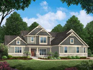Muirfield Side Entry - Bur Oaks: Chesterfield, Missouri - McKelvey Homes