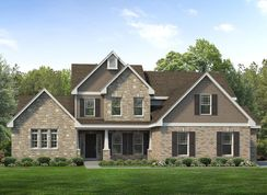Turnberry Side Entry - Bur Oaks: Chesterfield, Missouri - McKelvey Homes