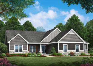 Sterling Side Entry - Bur Oaks: Chesterfield, Missouri - McKelvey Homes