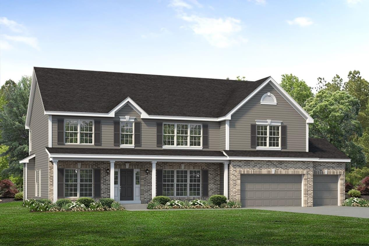Exterior featured in the Mandalay By McKelvey Homes in St. Louis, MO