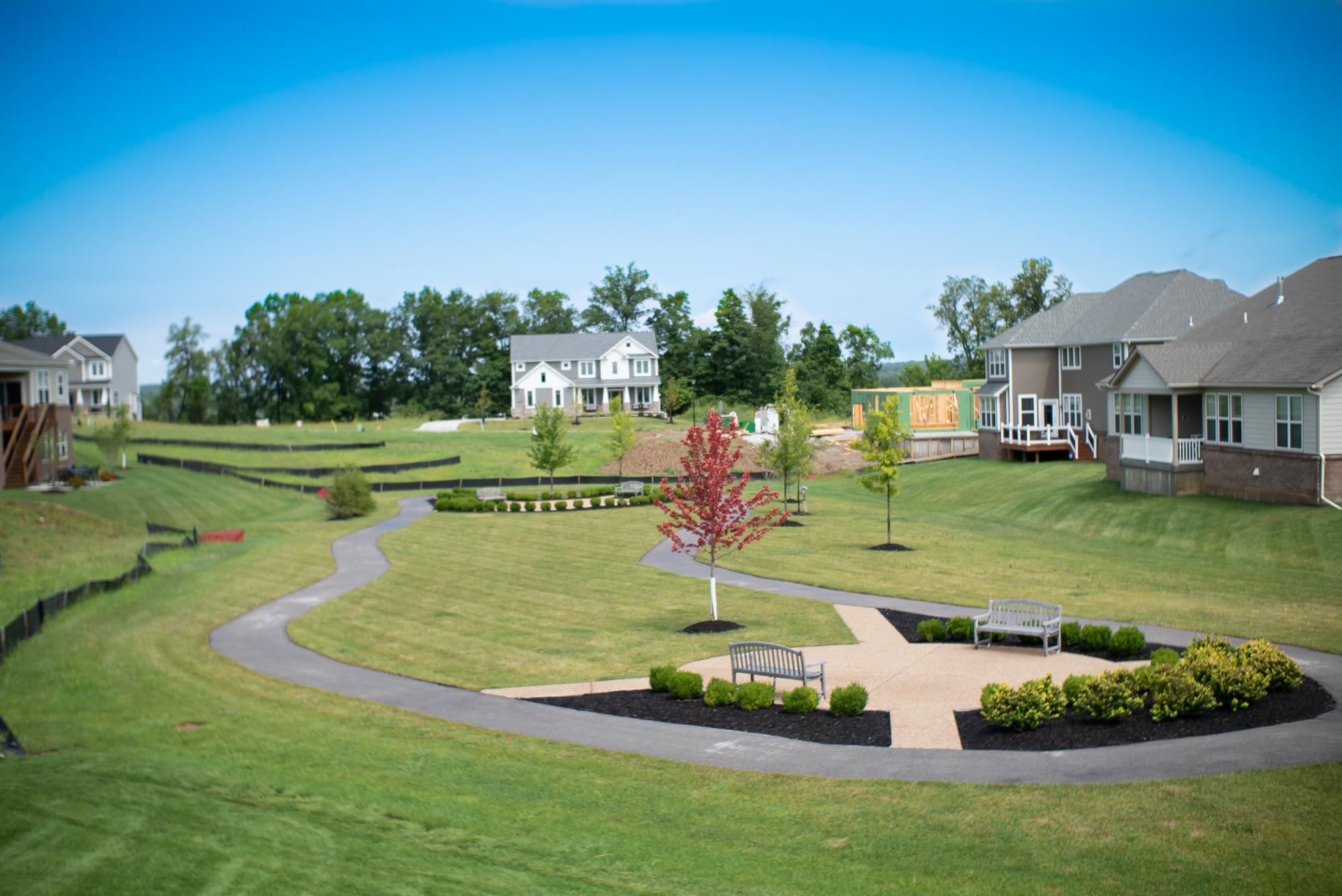 'Bur Oaks' by McKelvey Homes in St. Louis