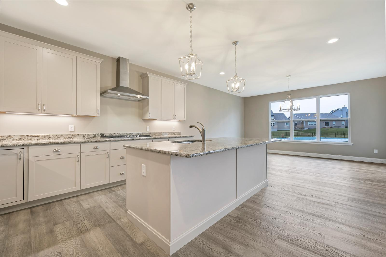 Kitchen featured in the Sterling By McKelvey Homes in St. Louis, MO