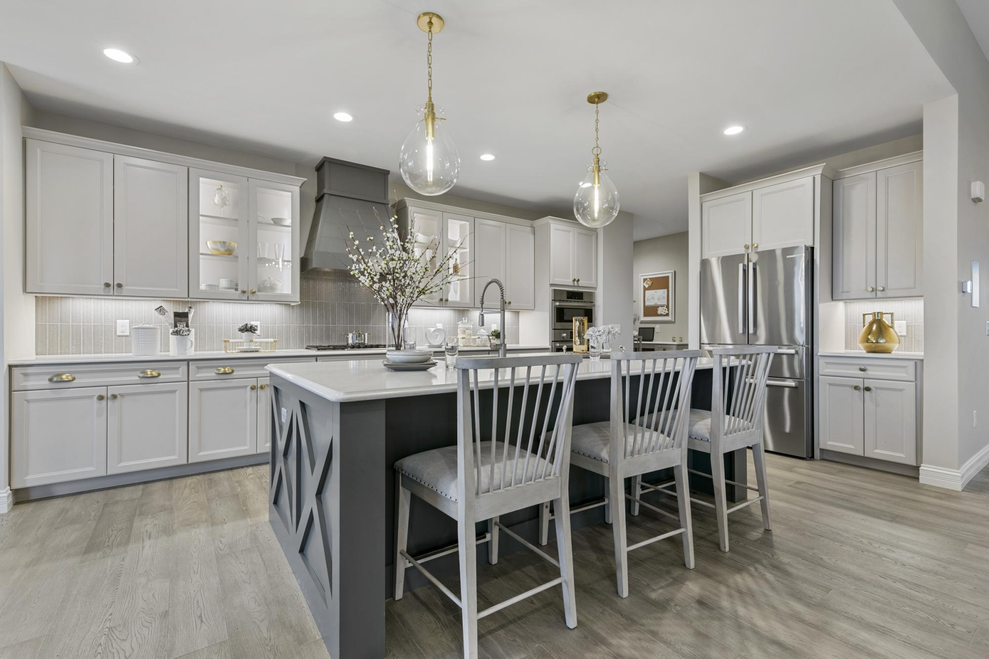 Kitchen featured in the LaSalle By McKelvey Homes in St. Louis, MO