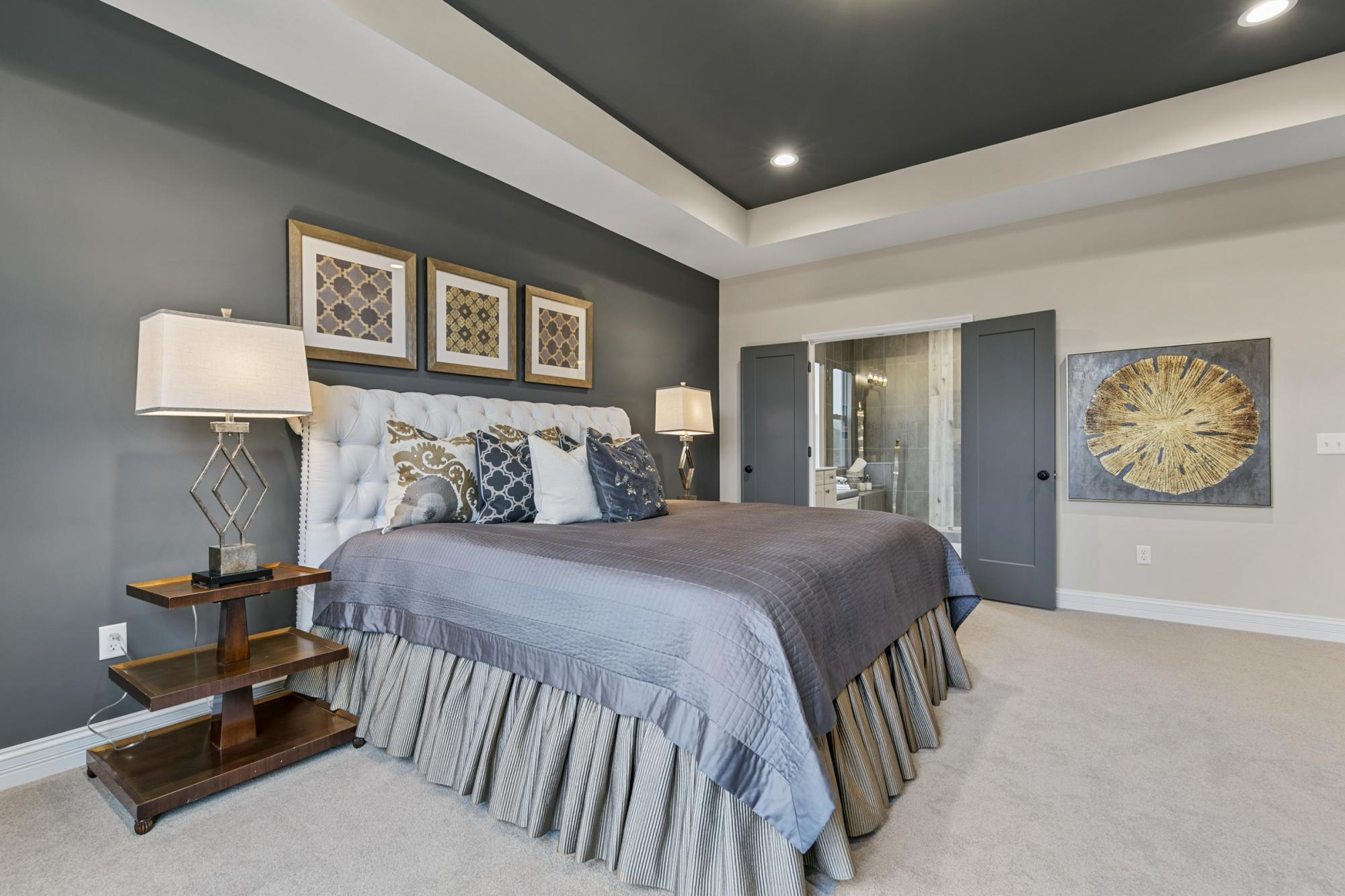 Bedroom featured in the LaSalle By McKelvey Homes in St. Louis, MO