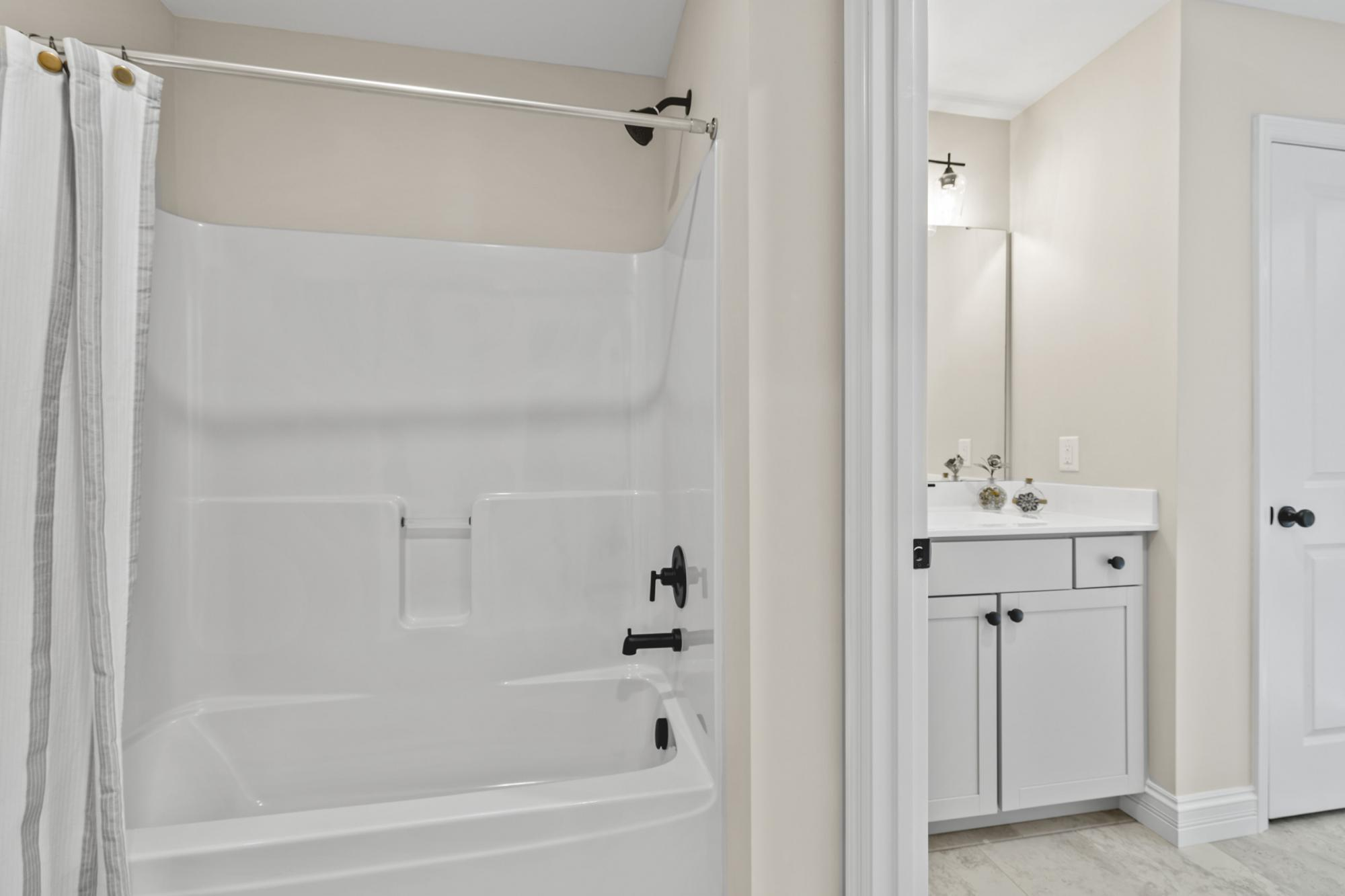 Bathroom featured in the Muirfield By McKelvey Homes in St. Louis, MO