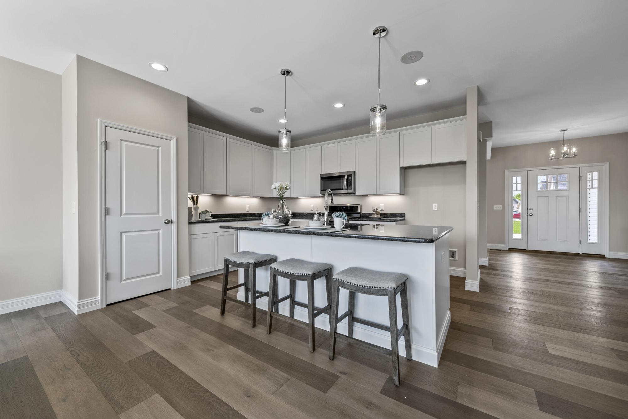 Kitchen featured in the Hemingway By McKelvey Homes in St. Louis, MO