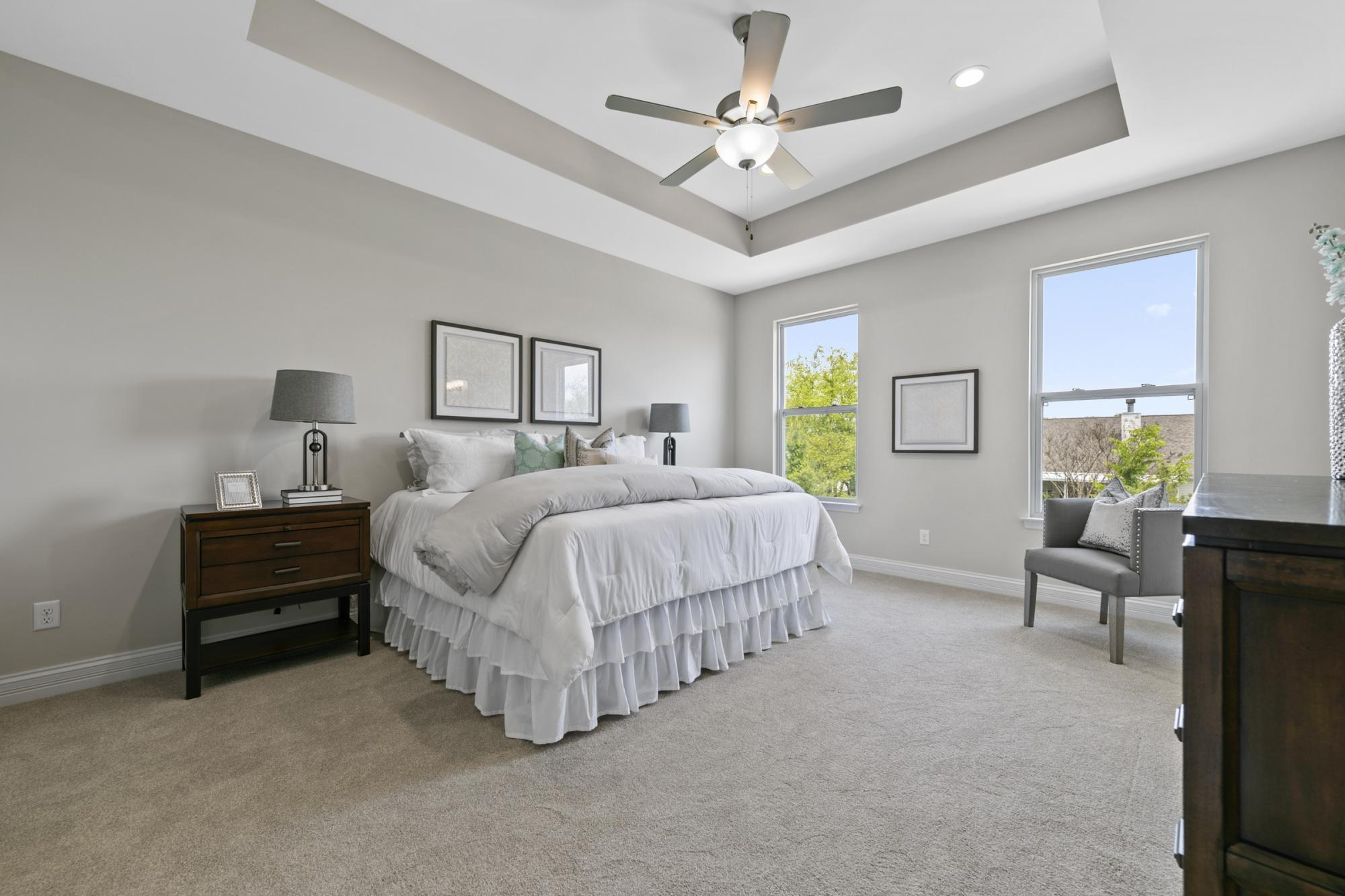 Bedroom featured in the Hemingway By McKelvey Homes in St. Louis, MO