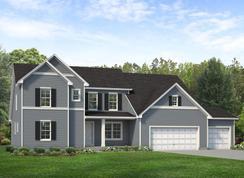 Larkspur - Clarkson Meadows: Ellisville, Missouri - McKelvey Homes