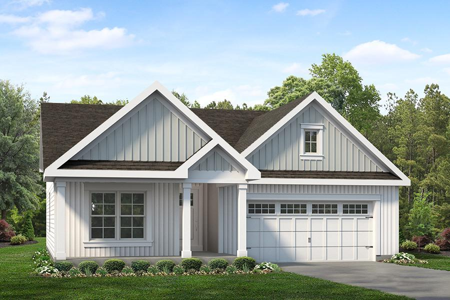 Exterior featured in the Franklin By McKelvey Homes in St. Louis, MO
