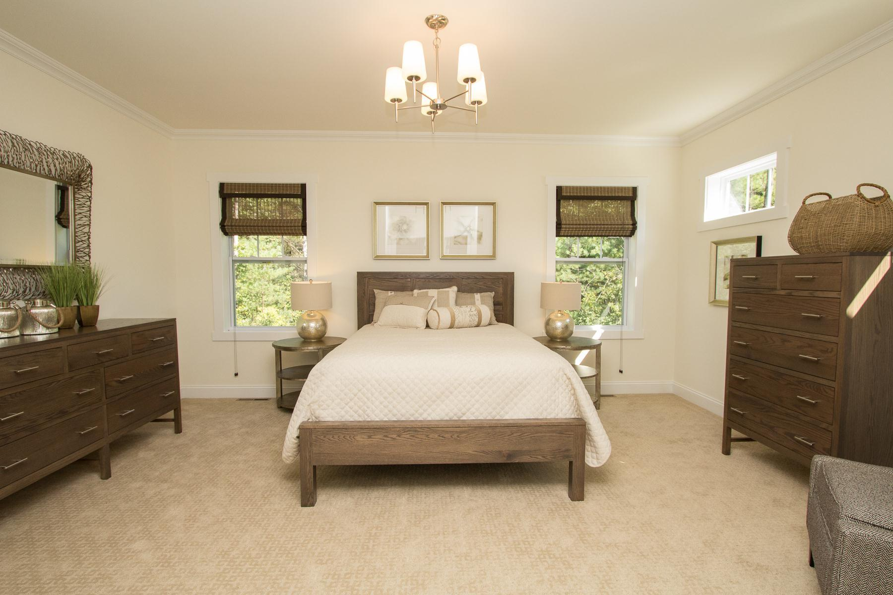 Bedroom featured in the Chestnut By McPadden Builders in Albany-Saratoga, NY