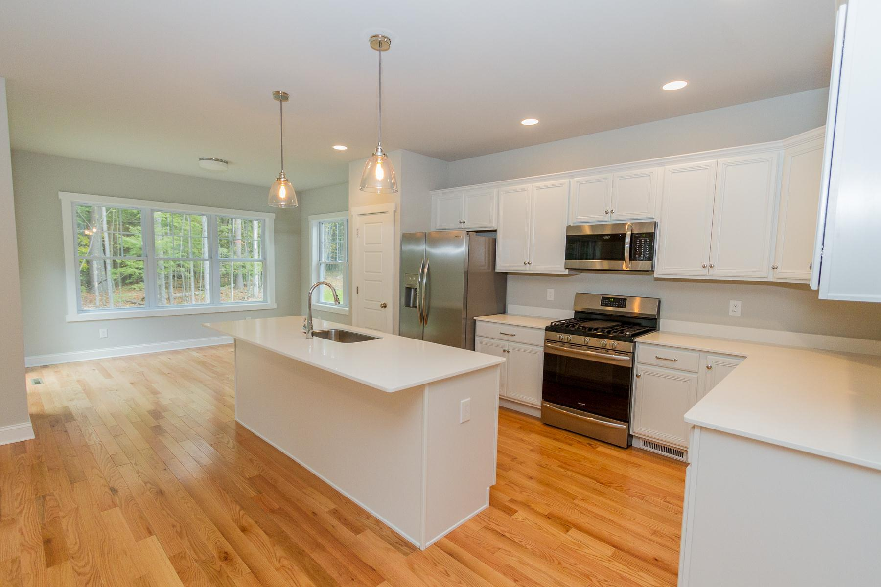 Kitchen featured in the Aspen By McPadden Builders in Albany-Saratoga, NY