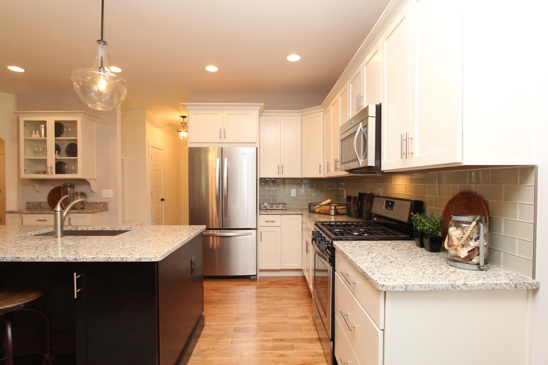 Kitchen featured in the Chestnut By McPadden Builders in Albany-Saratoga, NY