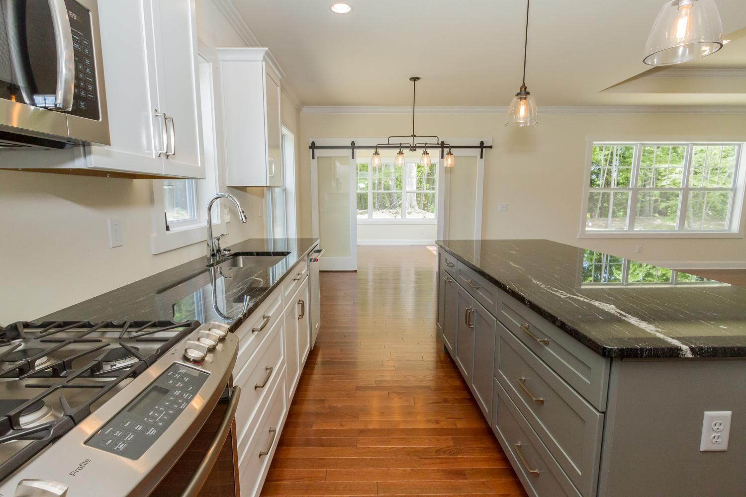 Kitchen featured in the Maple By McPadden Builders in Albany-Saratoga, NY