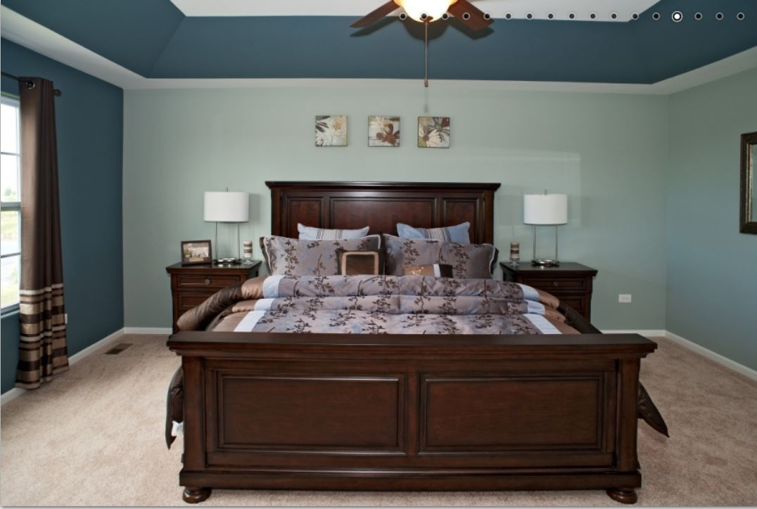 Bedroom featured in The Oakwood By Meadowbrook Builders in Chicago, IL