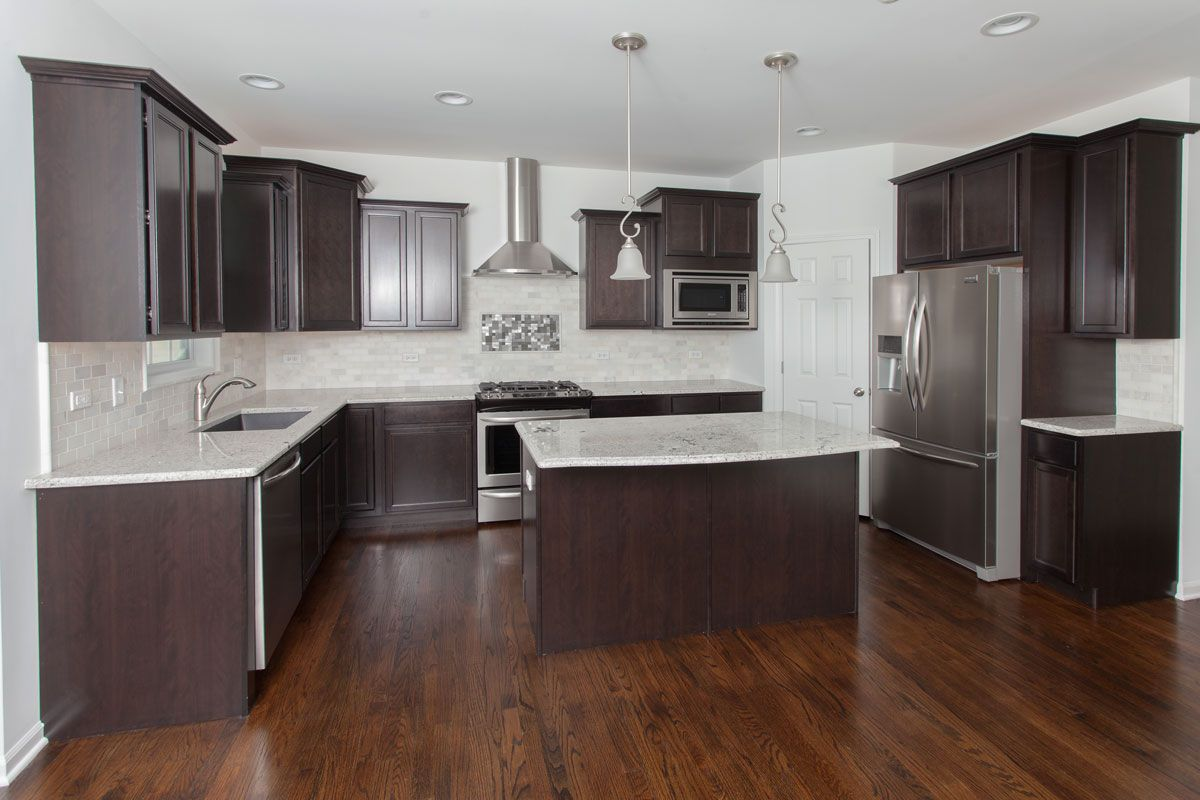 Kitchen featured in The Camelia By Meadowbrook Builders in Chicago, IL