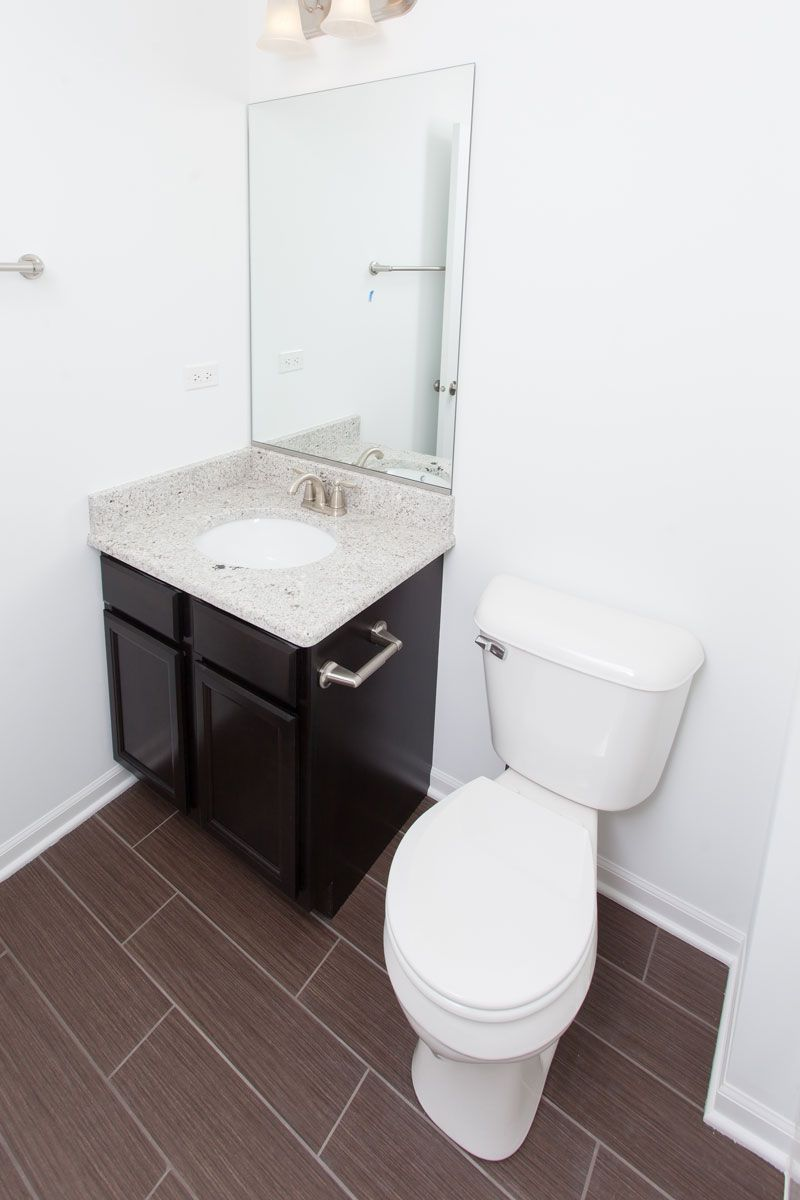 Bathroom featured in The Camelia By Meadowbrook Builders in Chicago, IL