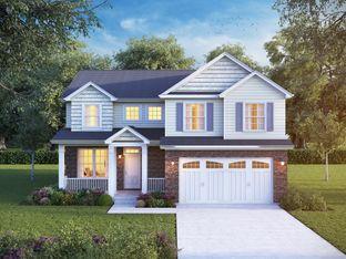 The Oakwood - Whisper Glen: Plainfield, Illinois - Meadowbrook Builders