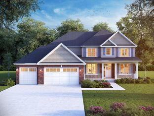 The Woodland - Shorewood Towne Center: Shorewood, Illinois - Meadowbrook Builders