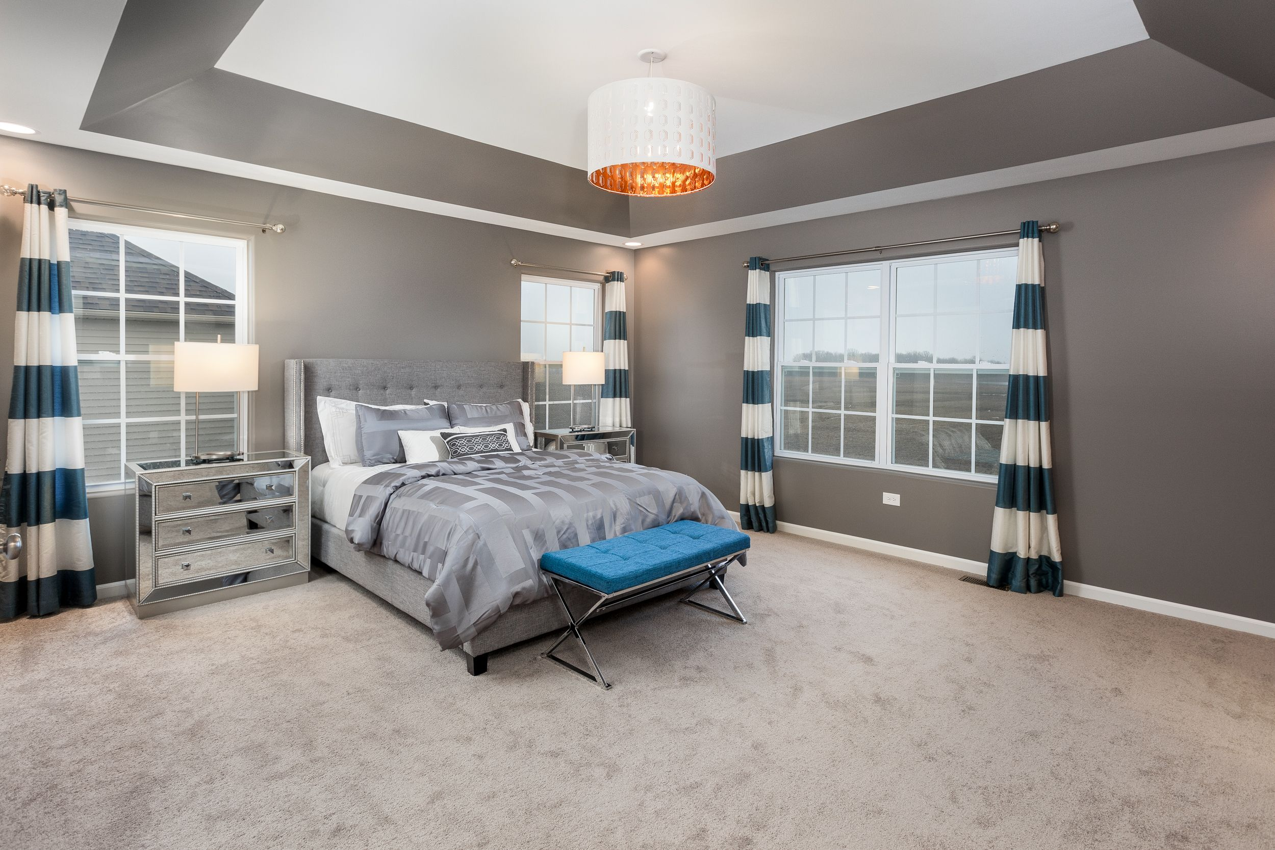 Bedroom featured in The Sycamore By Meadowbrook Builders in Chicago, IL