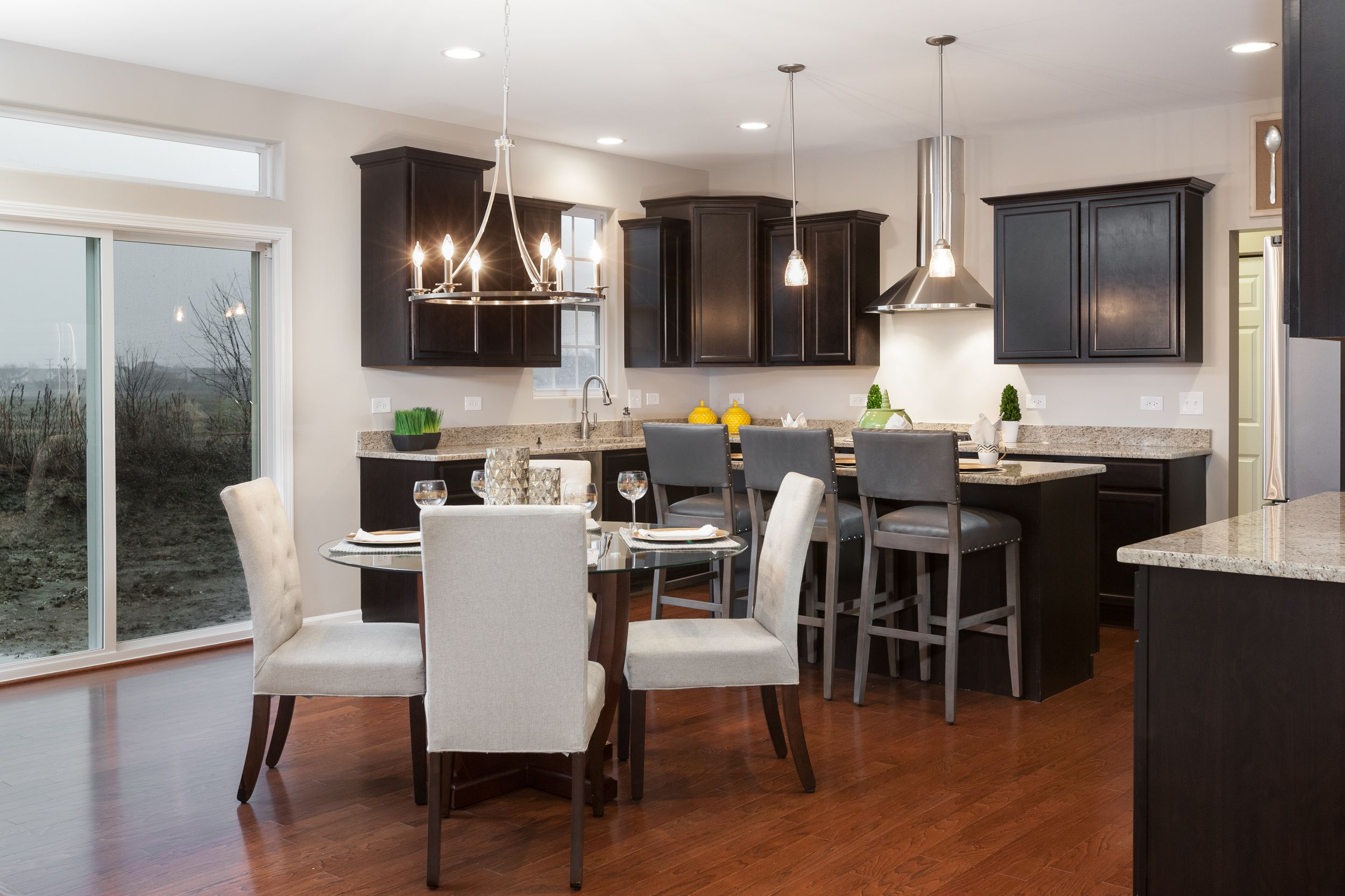 Kitchen featured in The Sycamore By Meadowbrook Builders in Chicago, IL