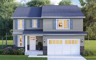 The Adler - Whisper Glen: Plainfield, Illinois - Meadowbrook Builders
