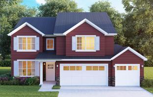 The Elm - Whisper Glen: Plainfield, Illinois - Meadowbrook Builders