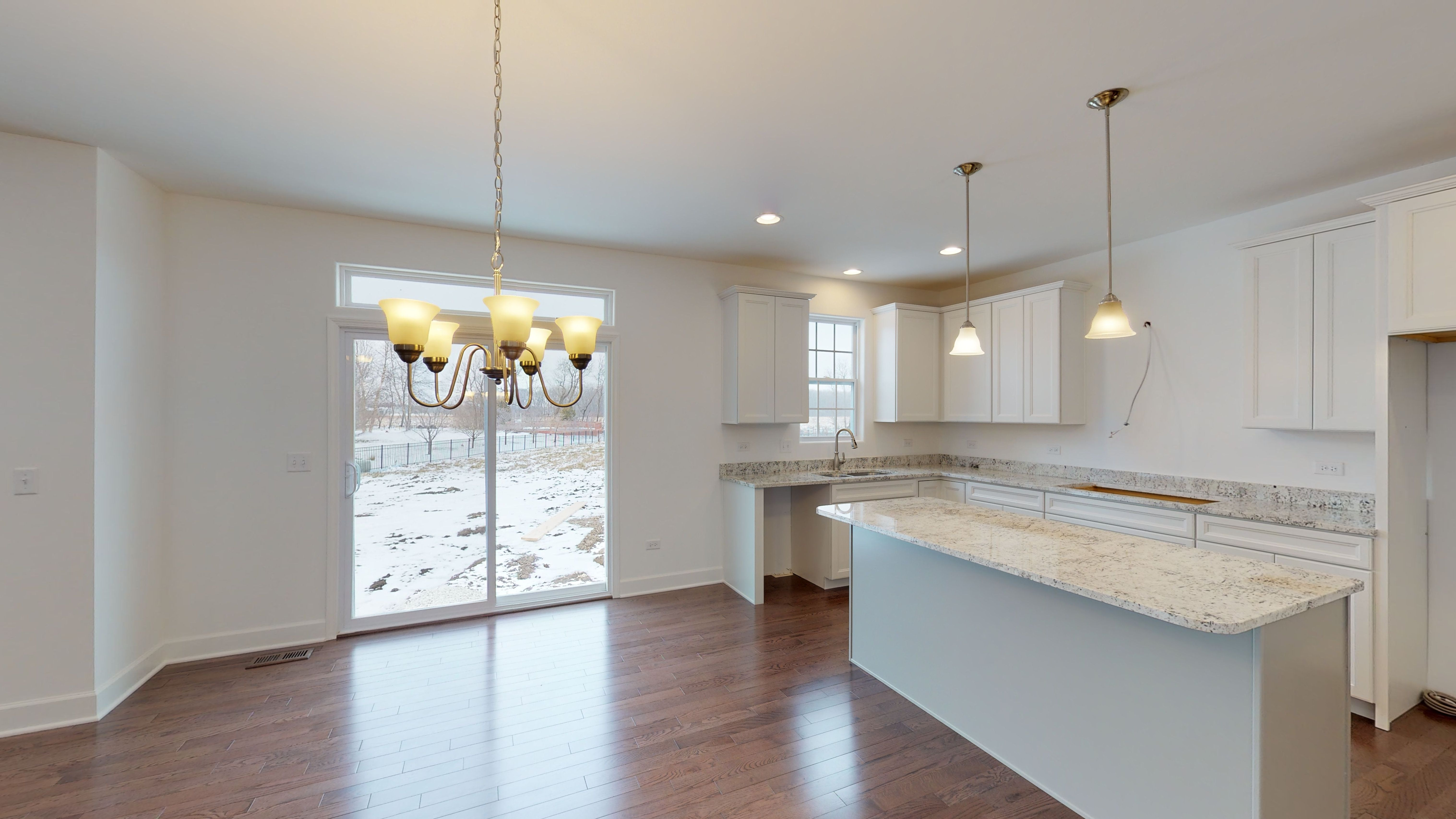 Kitchen featured in The Chestnut By Meadowbrook Builders in Chicago, IL