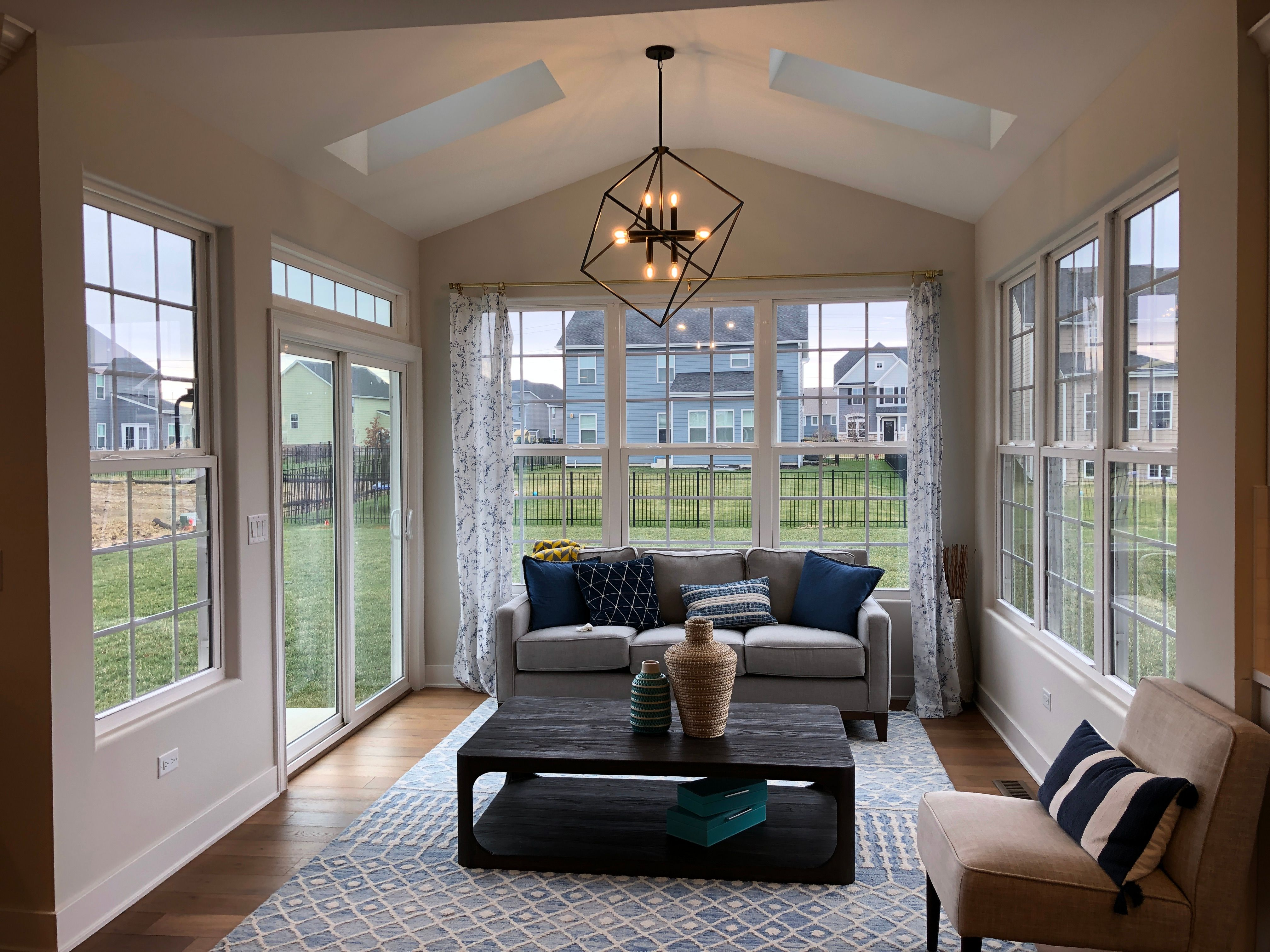 Living Area featured in The Sierra By Meadowbrook Builders in Chicago, IL