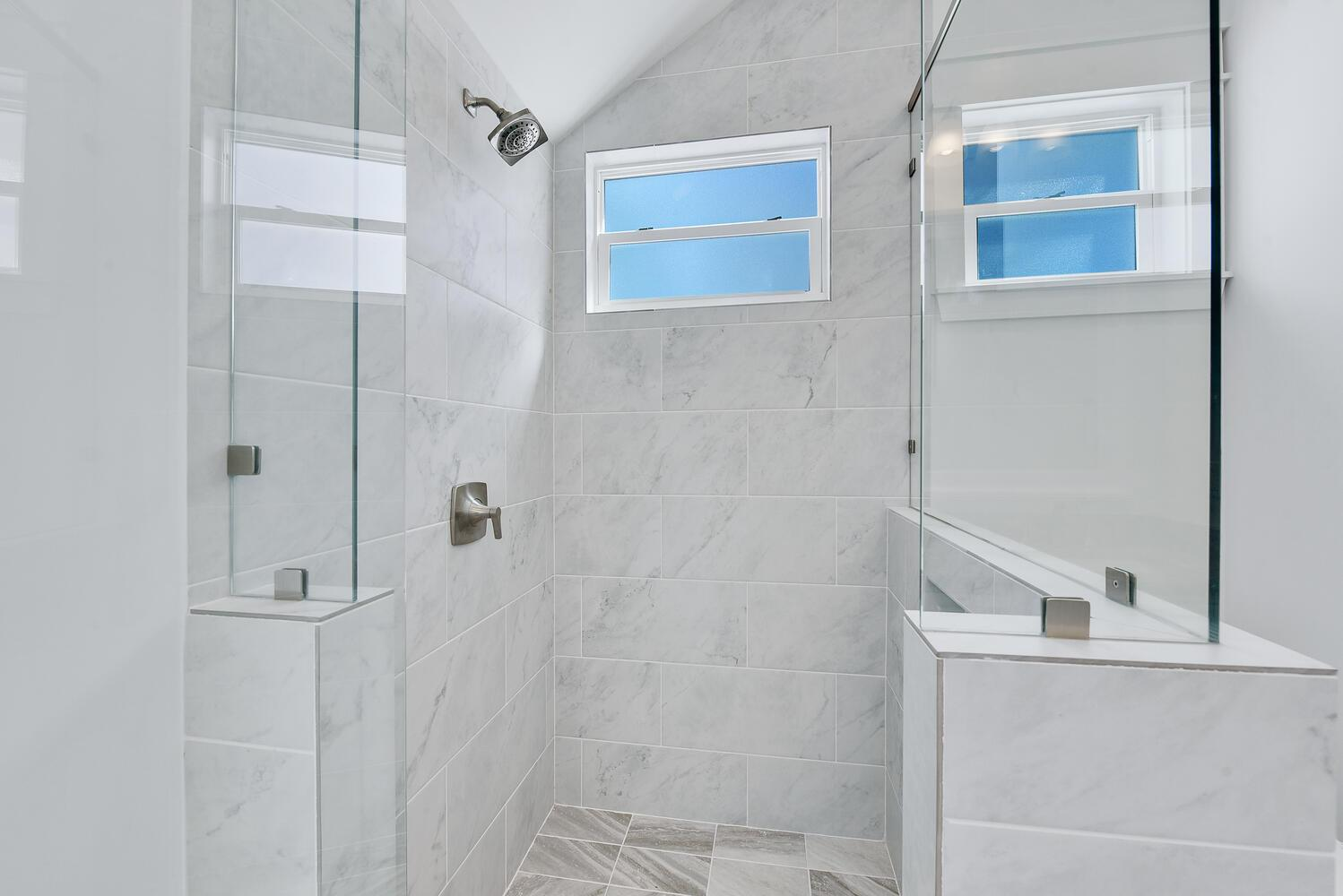 Bathroom featured in the Custom By Medalist Building Group, LLC