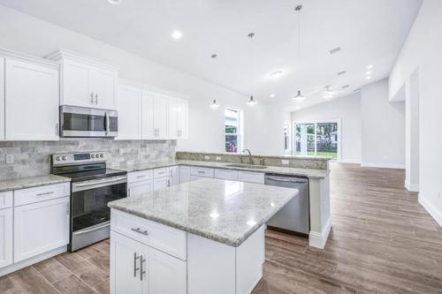 Kitchen-in-Extended Starfish-at-Medalist Building Group-in-Stuart