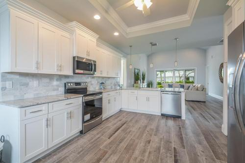 Kitchen-in-Stuart Sailfish-at-Medalist Building Group-in-Palm City