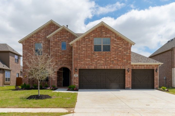 4012 Sappa Creek Street:Elevation A