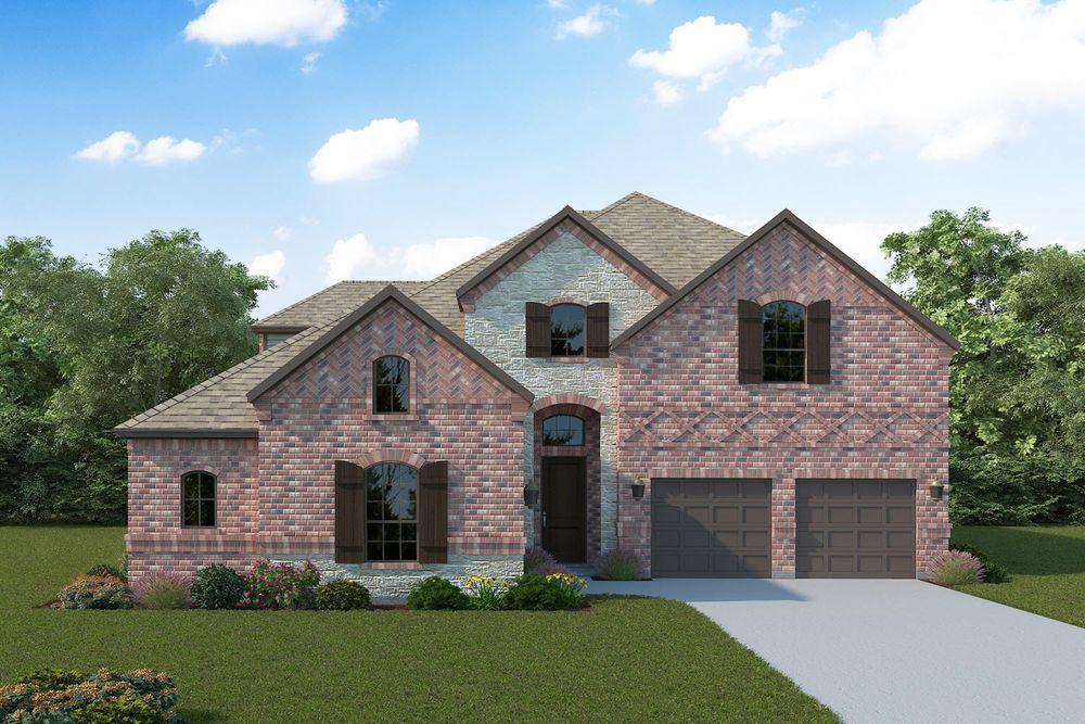 Charleston Home Plan By Megatel Homes In Megatel Plans