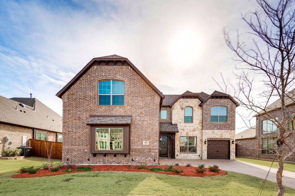 Village At Prosper Trail In Prosper Tx By Megatel Homes