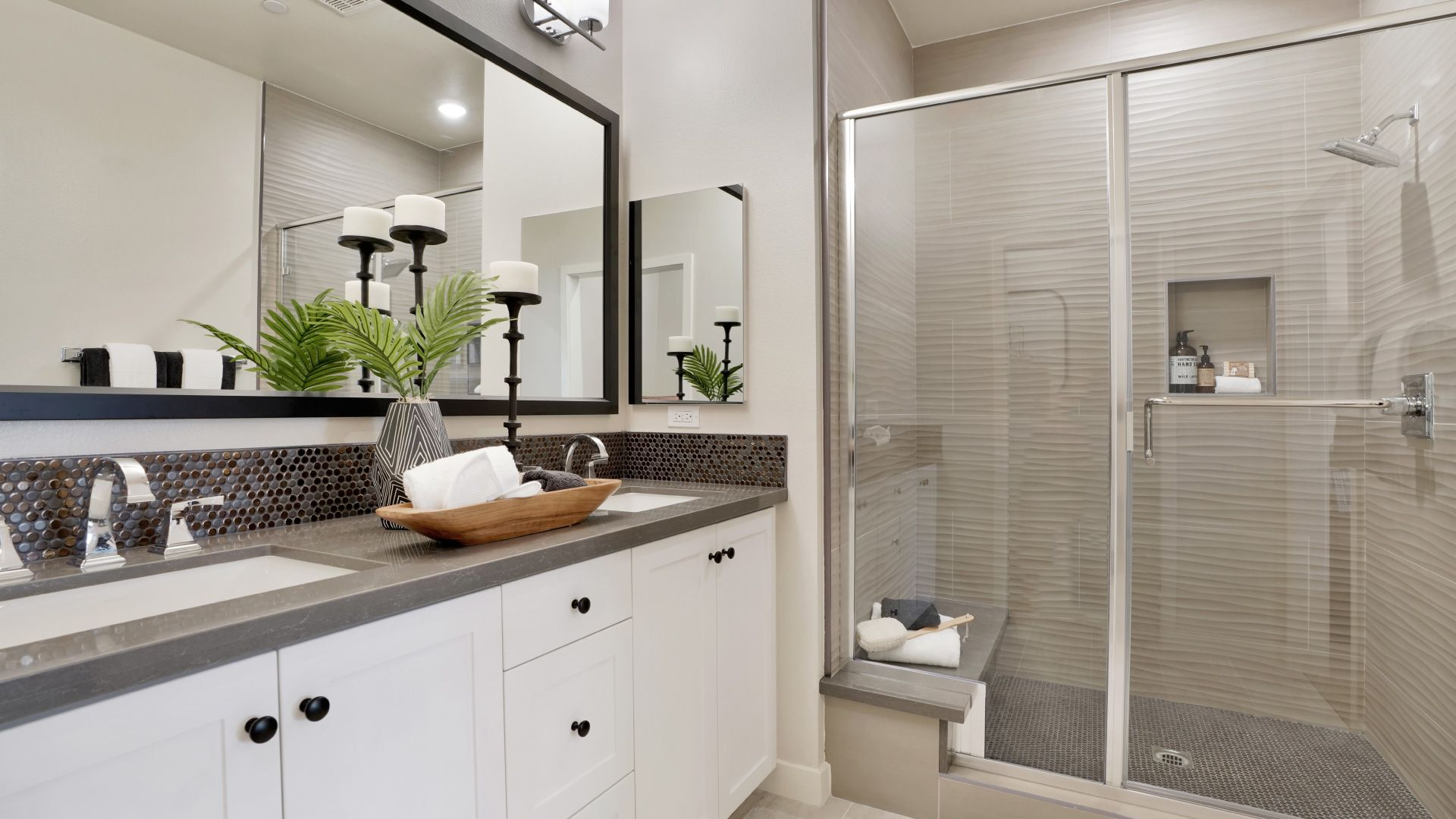 Bathroom featured in the Plan 1 By Melia Homes in Orange County, CA
